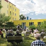 1. März: Der Kulturring in Berlin e. V. ist neuer Betreiber des MAXIE-Treffs (Maxie-Wander-Straße 56/58) – einer Begegnungsstätte der Wohnungsbaugenossenschaft Wuhletal.