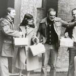1. Oktober: 40 Jahre Stadtbibliothek Marzahn. Das Jubiläum wird zum Anlass genommen, um auf die wechselvolle Geschichte zurückzublicken. Zwischen 1979 und heute wurden 14 Bibliotheken aufgebaut und dann bis auf sechs Häuser alle wieder geschlossen.