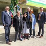 6. Mai: Für das Neubauvorhaben der STADT UND LAND an der Albert-Kuntz-, Ecke Louis-Lewin-Straße wird der Richtkranz gehoben. Bis 2021 sollen auf dem Grundstück des ehemaligen Nahversorgungszentrums Kiezpoint insgesamt 284 kommunale Wohnungen entstehen.
