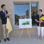 """Am 4. Juli wird in der Stralsunder Straße in Mahlsdorf die neue Kita """"Grashüpfer"""" des freien Trägers pad gGmbH eröffnet. Die Einrichtung verfügt über 70 Plätze. © BA Marzahn-Hellersdorf"""
