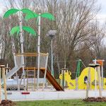 3. September: Der neue Kiezpark in der Schönagelstraße mit seinen vielfältigen Bewegungs-, Begegnungs- und Betätigungsmöglichkeiten wird offiziell eingeweiht.