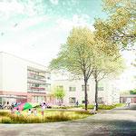 1. November: An der Sudermannstraße beginnt der Bau des Altenhilfezentrums. Bis 2021 werden vier Gebäude errichtet, in denen betreutes Wohnen, eine Tagesstätte, Wohngemeinschaften, ein Hospiz und ein ambulanter Pflegedienst untergebracht sind.