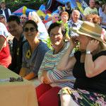 3. August: Der zehnte Hellersdorfer Kleingartentag steht ganz im Zeichen eines runden Geburtstags ...