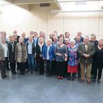 Mit einer kleinen Feierstunde im Informationszentrum an der Hellersdorfer Straße bedanken sich Bezirksverordnetenversammlung und Bezirksamt bei Ehrenamtlichen aus Marzahn-Hellersdorf, die sich seit vielen Jahren freiwillig engagieren.