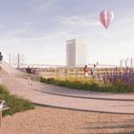 26. Mai: Auf dem Knorr-Bremse-Areal wird auf der Grundlage eines städtebaulichen Entwurfs von David Chipperfield Architects ein urbanes Quartier mit rund 1.000 Wohnungen, 370 Studierenden-Apartments und Gewerbe entwickelt. Dazu gibt es eine Ausstellung.