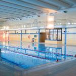Die sanierte Schwimmhalle im Freizeitforum Marzahn kann nicht wie gehofft im Oktober eröffnen. Wegen Legionellen im Duschwasser bleibt das Bad bis auf Weiteres geschlossen.