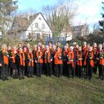 9. Februar: Im Pestalozzi-Treff wird das 25-jährige Bestehen des Vereins Frauenchor Berlin-Mahlsdorf gefeiert.