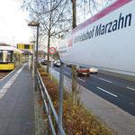 1. April: Der 1985 ans Netz gegangene Straßenbahnhof Marzahn wird 35.