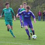 2. November: Sechs Tore, vier Platzverweise, kein Sieger: Das Derby in der Berlin-Liga zwischen Fortuna Biesdorf und Eintracht Mahlsdorf geht 3:3 aus. Am Ende der Hinrunde wird Eintracht auf Tabellenplatz 3 und Fortuna auf einem Abstiegsplatz überwintern.