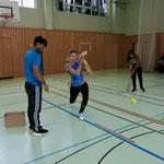 13. September: Der Hellersdorfer Athletik-Club Berlin will Berlins erste weibliche Cricket-Mannschaft gründen und lädt zum ersten offenen Training ein.