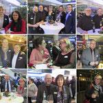 14. Januar: Spitzen aus der lokalen Wirtschaft und Politik sowie Vertreter*innen aus Kultur, Medien und Vereinen treffen sich zum Neujahrsempfang, den das Bezirksamt, das Eastgate und der MHWK traditionell gemeinsam ausrichten.
