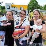 21. Juni: Eröffnung der Kita KiKu Kinderland in der Dirschauer Straße 7 in Mahlsdorf-Nord. In der topmodernen Einrichtung ist Platz für 94 Kinder. © pressefoto-uhlemann.de