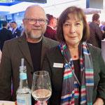 Detlef Pusch und Monika Schulz-Pusch vom Gründerzeitmuseum Mahlsdorf
