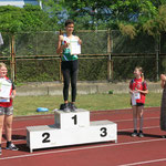 Schirmherrin der Veranstaltung im Stadion an der Allee der Kosmonauten ist die Hammerwurf-Olympiamedaillen-Gewinnerin Kirsten Münchow.