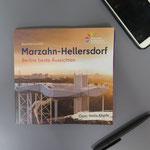"""November: Einen umfassenden Überblick über Marzahn-Hellersdorf gibt die frisch gedruckte, 168 Seiten starke Bezirksbroschüre """"Berlins beste Aussichten""""."""