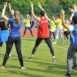 17. Mai: Im Stadion Wuhletal findet das Sportfest der Vielfalt statt. An vielen Stationen können sich kleine und große Besucher unter anderem im Hockey, American Football und einigen Leichtathletik-Disziplinen wie Weitsprung und Kugelstoßen ausprobieren.