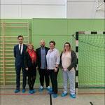 17. Februar: Die Turnhalle der Mozart-Gemeinschaftsschule ist wieder in einem Top-Zustand. Für 2,5 Mio. Euro wurde sie vom Hallenboden bis zur Außenfassade komplett saniert.