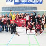 12. Januar: Der 1.FC Nürnberg gewinnt im Rudolf-Virchow-Sportpark in Marzahn den Range Bau Cup. Die Franken bezwingen im Finale des bundesweit größten U17-Fußballhallenturniers den Niendorfer TSV mit 5:1.