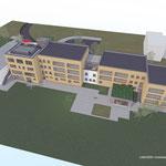 6. Oktober: Die JAO gGmbH stellt ihre Pläne für den Campus in der Nossener Straße vor. Zum bestehenden Familienzentrum sollen bis 2022 eine Kita, ein Erweiterungsbau für den Schülerklub und eine Fortbildungsetage hinzukommen.