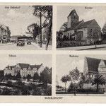 25. Januar: Happy Birthday, Mahlsdorf! Der Ortsteil feiert 675. Geburtstag. Das Jubiläum geht zurück auf die erste urkundliche Erwähnung am 25. Januar 1345. © Bezirksmuseum Marzahn-Hellersdorf
