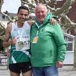 14. Dezember: Bei der Wahl zu Berlins Sportler des Jahres erhält Mustapha El Ouartassy den Manfred-von-Richthofen-Solidaritätspreis. Der marokkanische Langstreckenläufer vom VfL Fortuna Marzahn kam als Flüchtling in den Bezirk.