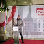 10. Februar: Auf dem Gelände des Klinikums Kaulsdorf wird Richtfest für ein neues Hauptstadtpflege-Haus von Vivantes gefeiert. Die Einrichtung mit 147 stationären Pflegeplätzen soll Mitte 2021 an den Start gehen.