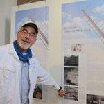 12. Mai: Mit der Eröffnung einer neuen Ausstellung im Bezirksmuseum feiert der Marzahner Mühlenverein sein 25-jähriges Bestehen. Genauso alt ist auch die Bockwindmühle – eines der Wahrzeichen des Bezirks.