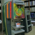 Farbmischmaschine