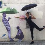 Street Art de la Butte aux Cailles