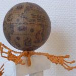 """Fiebre"" Detalle escultura assemblage"