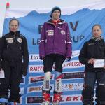 PKT 9 / Mädchen JO I / 1. Rang Weissmüller Flavia
