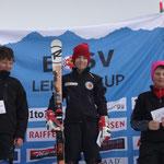 PKT 8 / Knaben JO I / 1. Rang, Büschlen Dario / 2. Rang, Stössel Gian-Marco / 3. Rang Kunz Florian