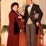 späte Liebe: Donna Lucia und Sir Francis