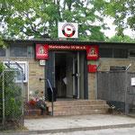 """Ort der Events """"MSV-Meister-Simultan"""" am 11 April 2014: Das Vereinsheim in der Rixdorfer Straße 130."""