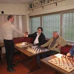 Aktive Schachspieler aus der MSV-Talentschmiede.