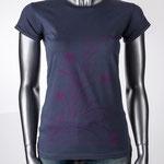 La Fleur - Damen  T-Shirt aus Bio-Baumwolle