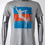 Freestyle - Herren T-Shirt aus Bio-Baumwolle