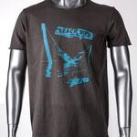 Beach Bar - Herren Vintage-Shirt aus Bio-Baumwolle