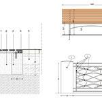 Riqualificazione urbana a Bivona - Particolari arredo urbano
