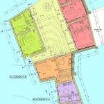Riqualificazione urbana Acicatena - Comparto edilizio n.5 - Pianta piano terra