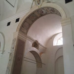 Chiesa dell'Annunziata Vecchia di Collesano - Foto di interni post intervento