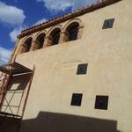 Chiesa dell'Annunziata Vecchia di Collesano - Foto di esterni post intervento