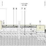 Riqualificazione urbana a Bivona - Sezione scalinata Piazza San Giovanni