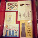 Ryoko Rainbow グリーティングカード各種・アートプリント