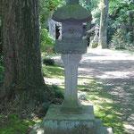 安永の燈籠 安永2年(1773年)