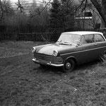 Opel Rekord von Heiko Bartels (c) Heiko Bartels