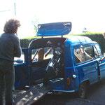 Renault Hochdach-Kombi (?), der Großvater des Kangoo von Manni Klar (c) Heiko Bartels