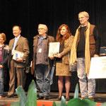 Les lauréats du Festival Livre & Mer 2012