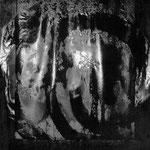 Héliogravure. Rideau (1994-1996) de Marie-Jésus Diaz.