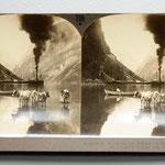 Tirage gélatino-argentique à développement (vues stéréoscopiques). Norway. Keystone View Company